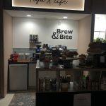 Coffee shop lighting project